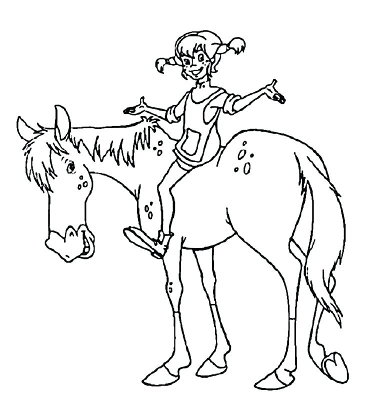 736x838 Elegant Horse Trailer Coloring Pages And On The Horse Coloring