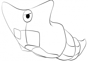 300x210 Generation I Pokemon Coloring Pages Free Coloring Pages