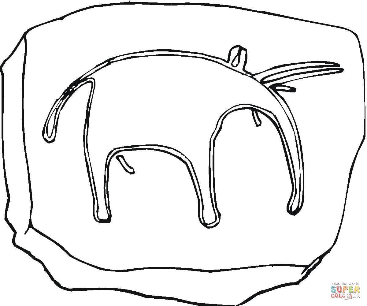1200x1000 Giant Anteater Coloring Pages