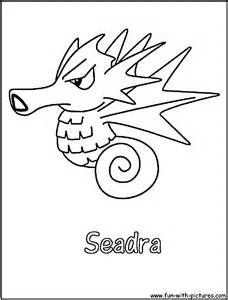 228x300 Horsea Pokemon Coloring Pages Sketch Template Lineart Pokemon