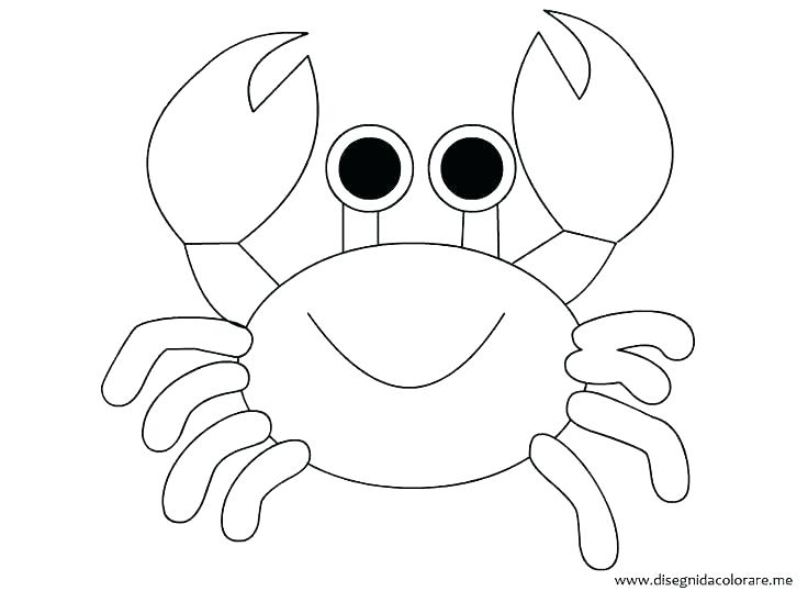 Horseshoe Crab Coloring Page At GetDrawings Free Download