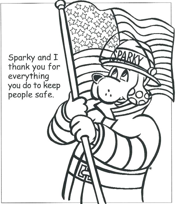 620x715 Fire Extinguisher Coloring Page Medium Size Of Fire Prevention