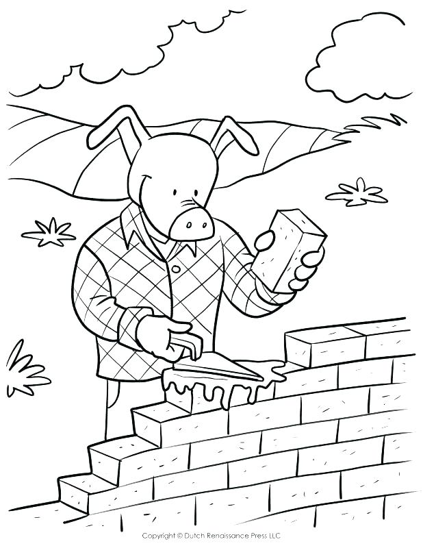 618x800 Hospital Coloring Pages Sick Coloring Pages Brick Coloring Page