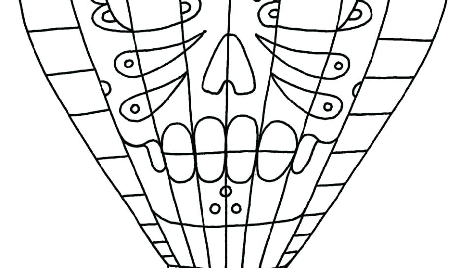 960x544 Printable Pictures Of Balloons Top Air Balloons Coloring Page Free