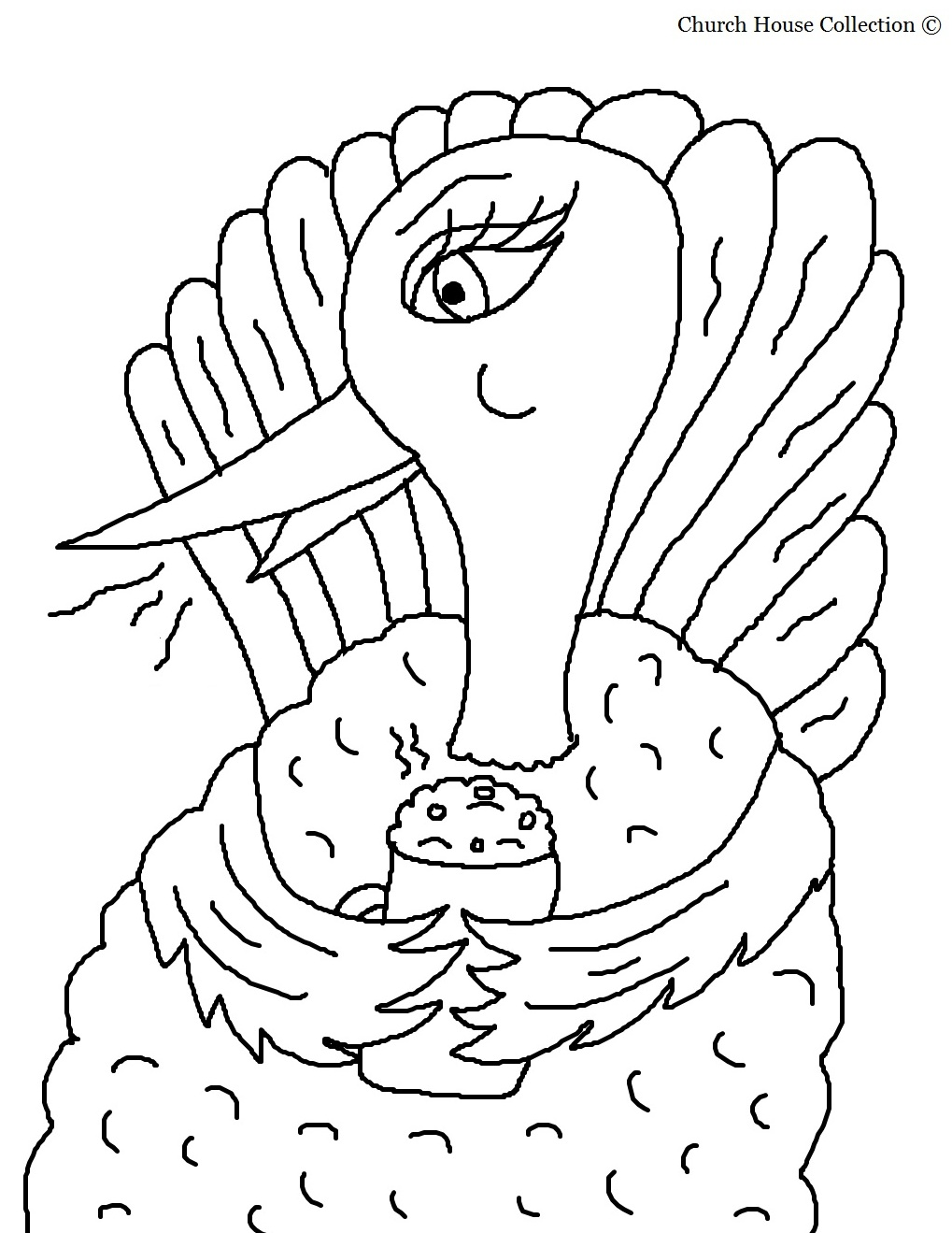 1019x1319 Turkey Drinking Hot Chocolate Coloring Page Turkey Maze Coloring