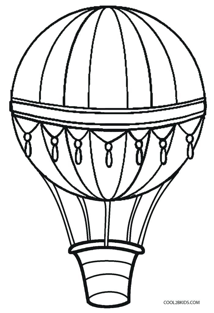 700x1021 Hot Air Balloon Coloring Pages Hot Air Balloon Coloring Pages Hot