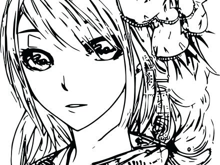440x330 Hot Girl Coloring Pages Beautiful Adult Girl Coloring Pages Hot