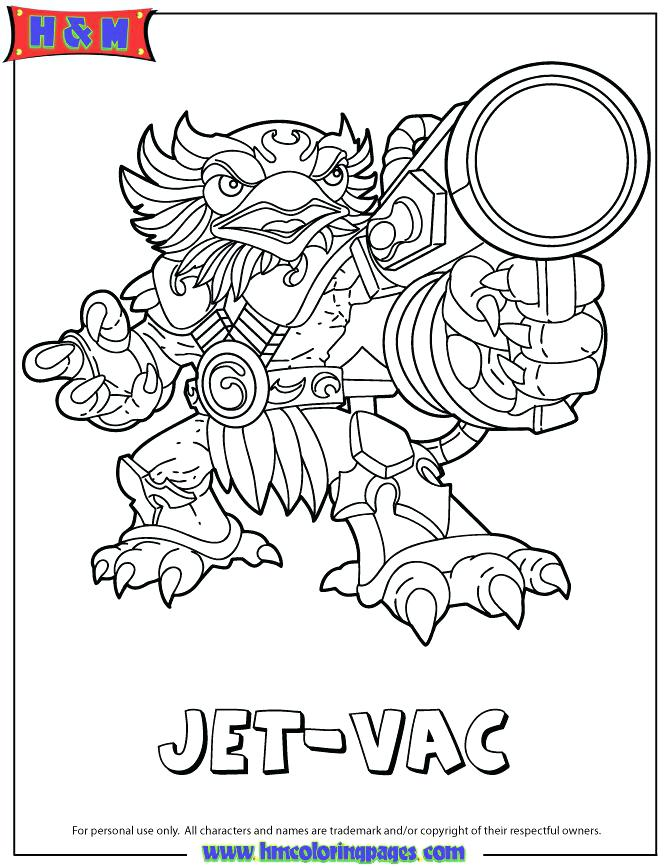 670x867 Skylander Giants Coloring Pages Coloring Pages Printable To Print