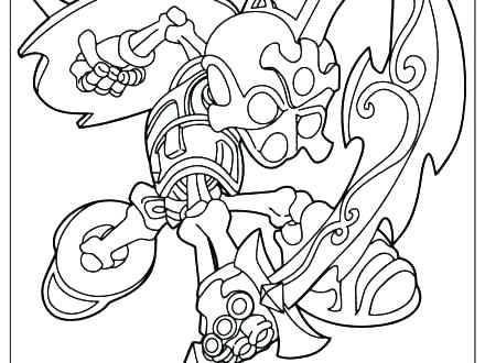 440x330 Skylanders Coloring Pages Printable Hot Dog Coloring Pages