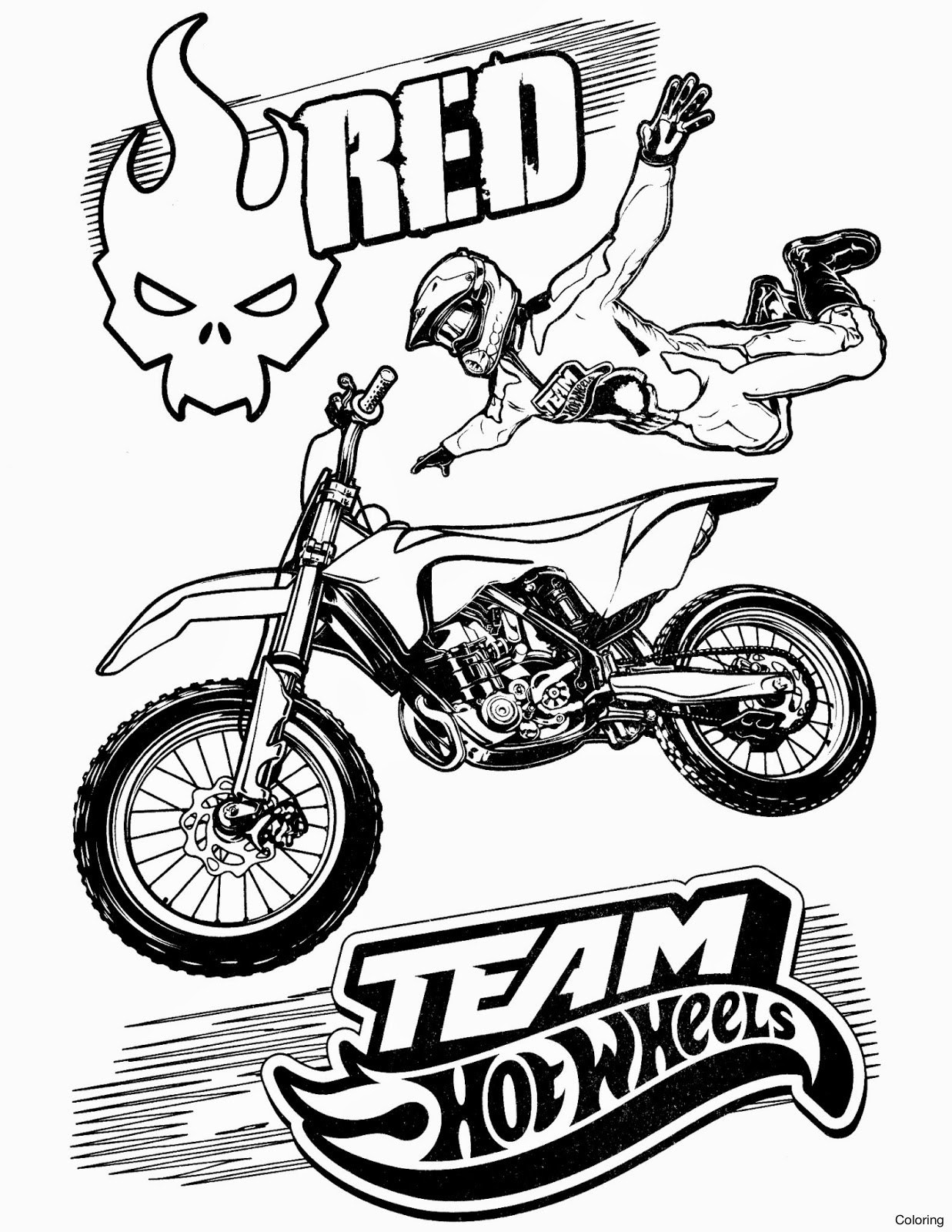 1237x1600 Hot Wheels Coloring Pages Free Noticeable Wheel Page Acpra