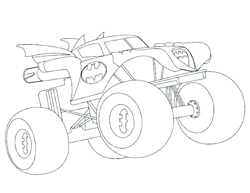 948x731 Hot Wheels Coloring Pages Free Printable Coloring Truck Coloring