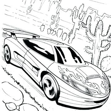 360x360 Hot Wheels Coloring Pages Together With Hot Wheels Coloring Pages