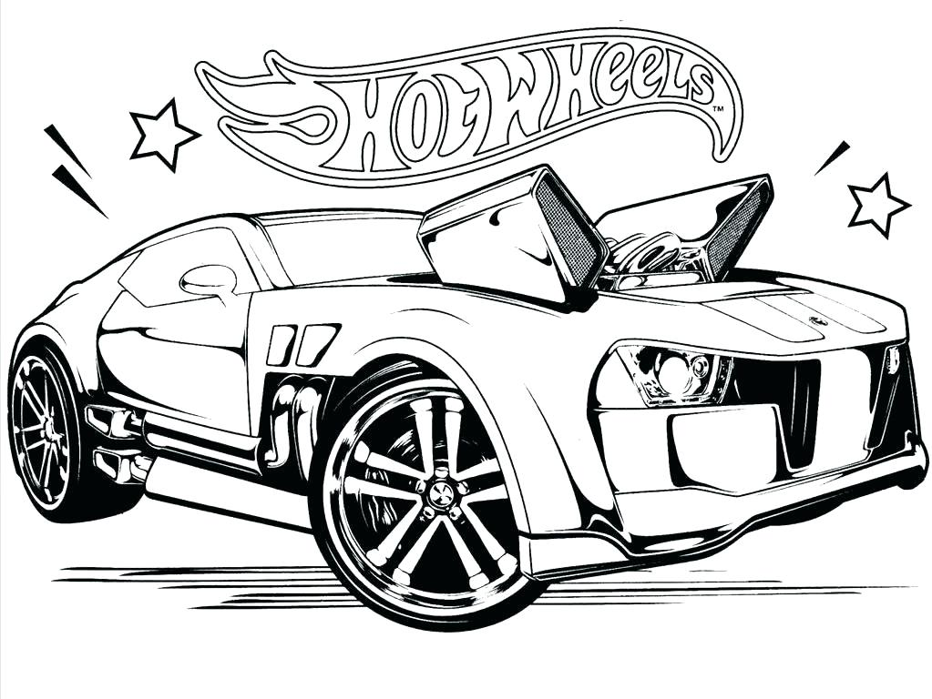 1023x768 Hot Wheels Coloring Pages With Hard Extreme Hot Wheels Coloring