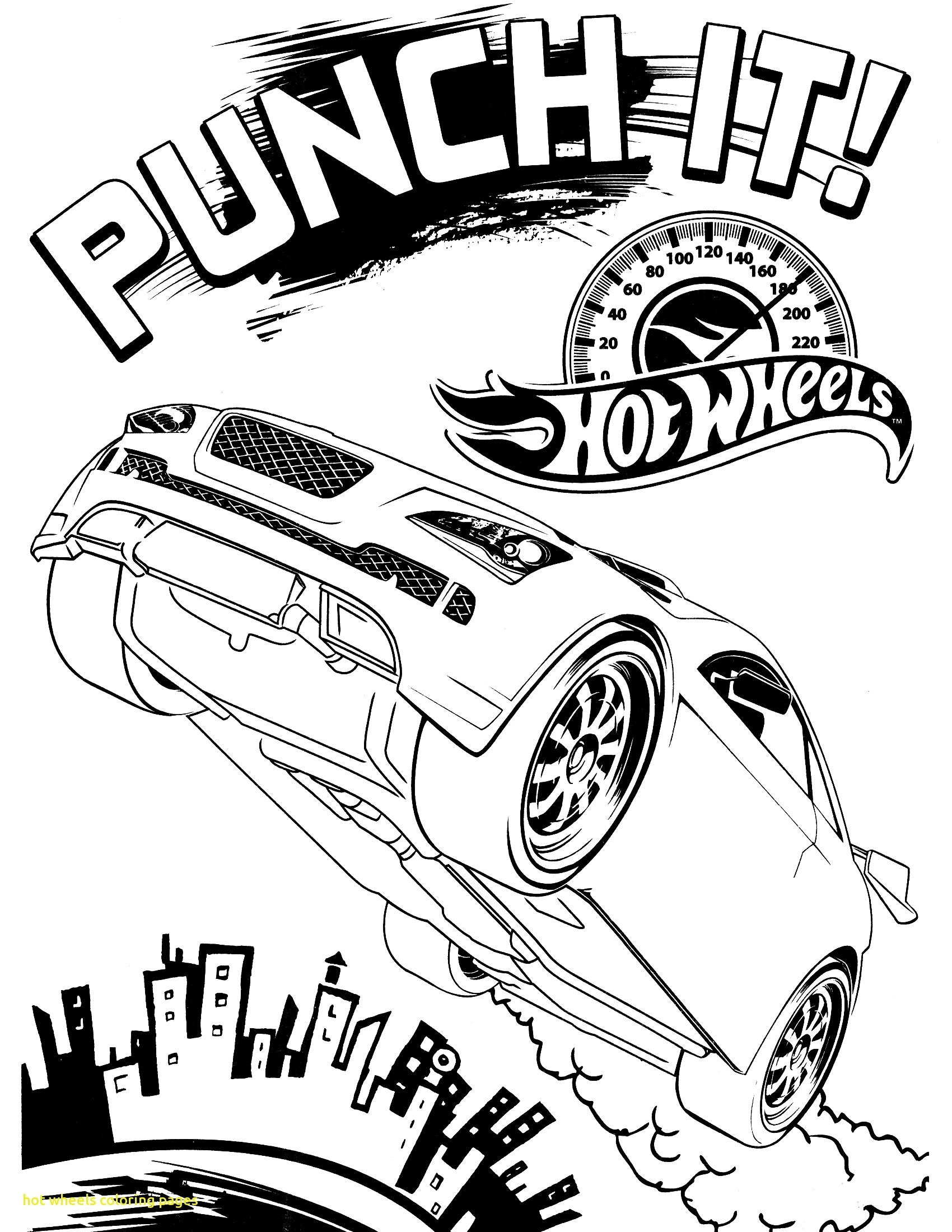 1700x2200 Unique Hot Wheels Coloring Pages Collection Printable Coloring Sheet