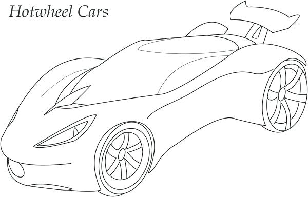 600x384 Hot Wheels Coloring Book Also Hot Wheels Pictures To Print