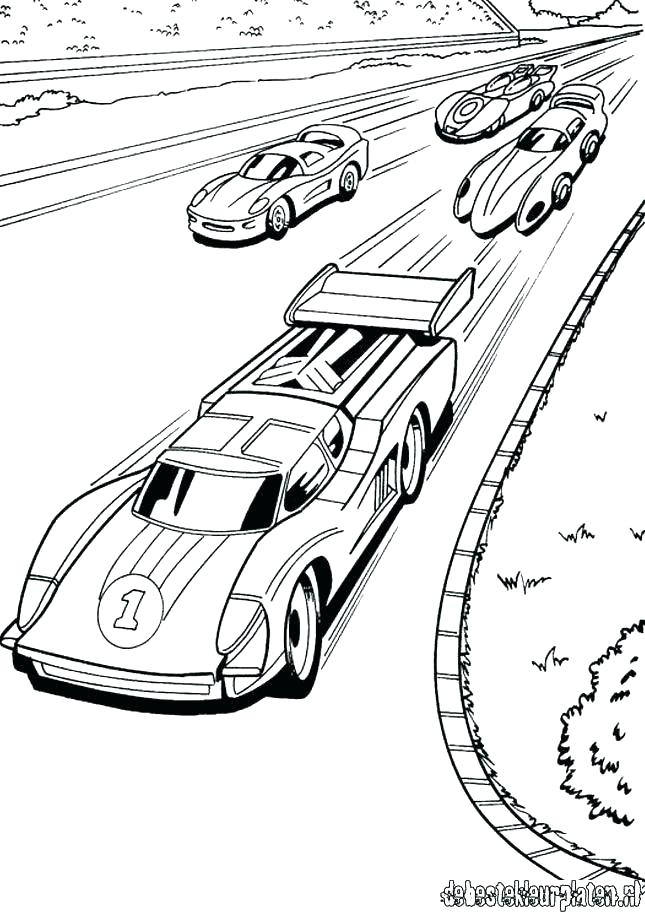 645x912 Car Printable Coloring Pages Packed With Coloring Pages Hot Wheels