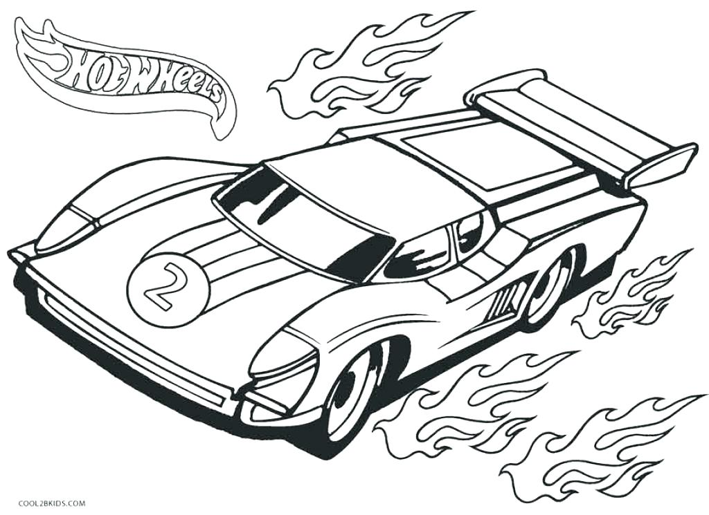 1024x745 Hot Wheels Monster Truck Coloring Pages