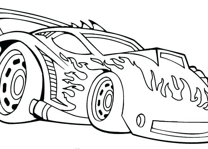 678x486 Coloring Pages Hot Wheels Hot Wheels Coloring Pages How To Draw