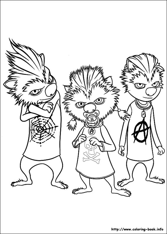 567x794 Hotel Transylvania Coloring Pages On Coloring