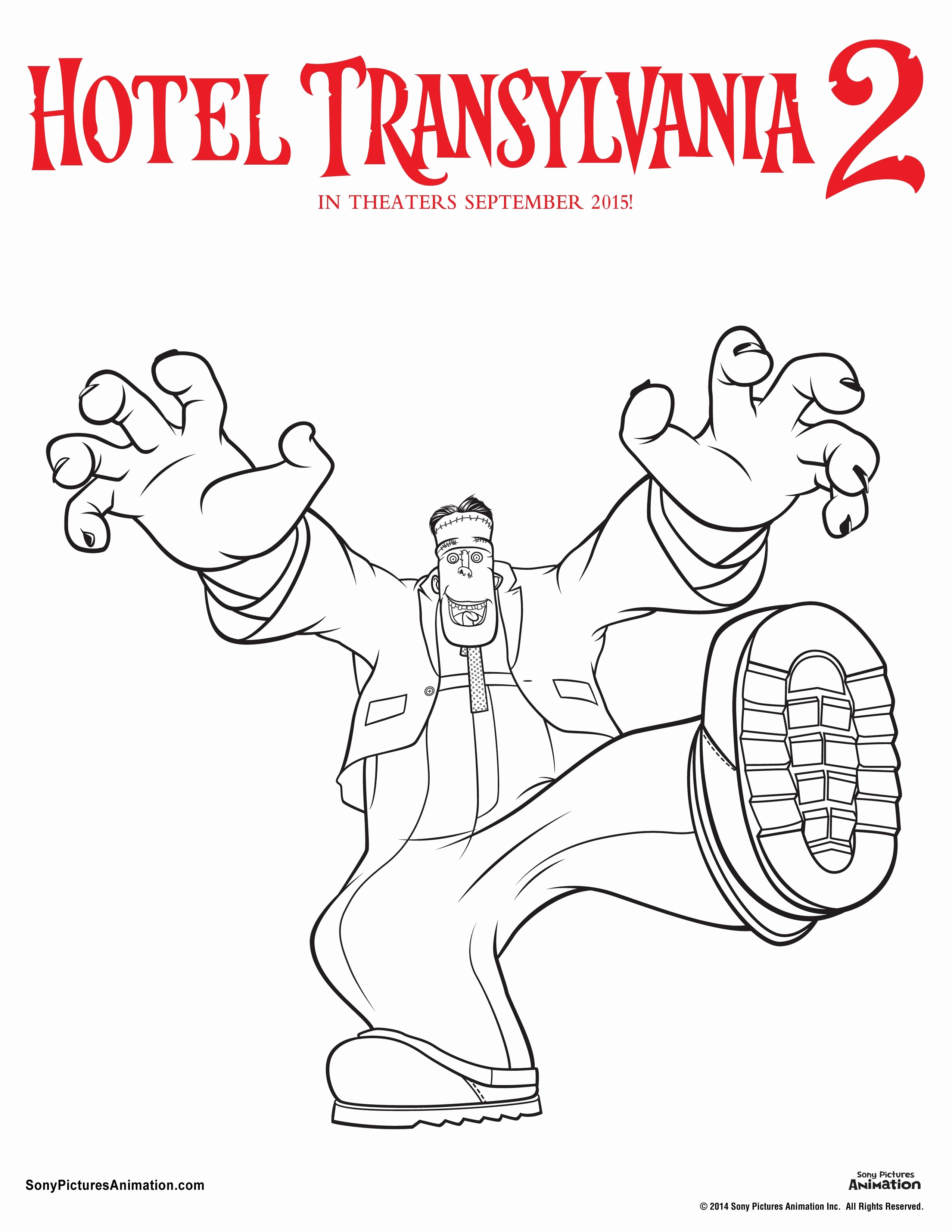 2550x3300 Happy Halloween Coloring Pages Awesome Unearth Your Inner Artist