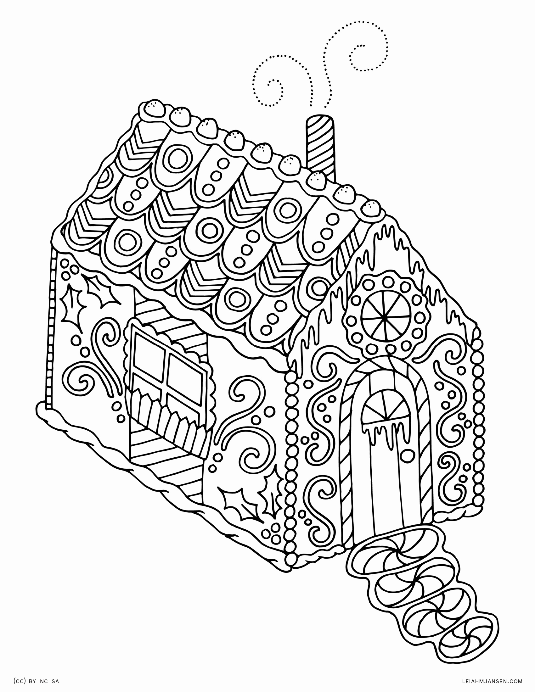 1700x2200 Fairy House Coloring Pages Luxury Adult Coloring Pages To Print