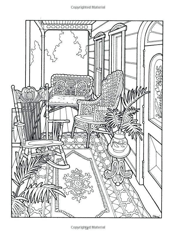600x800 House Color Page Images Of House Coloring Pages The House Coloring