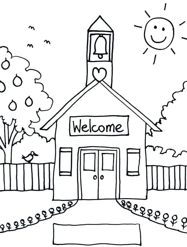 600x794 House Coloring Pages Printable Free Printable Gingerbread House