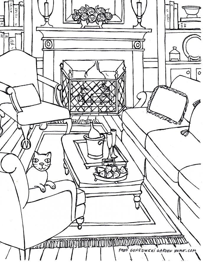 687x889 Living Room Home Decor Archives Indezo Interior Design App
