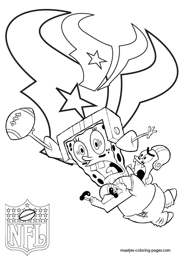 595x842 Houston Coloring Pages Free Houston Texans Coloring Pages Kids