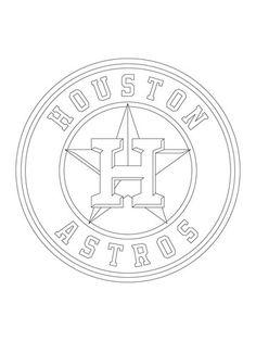 236x314 Houston Astros Stencils Cricut
