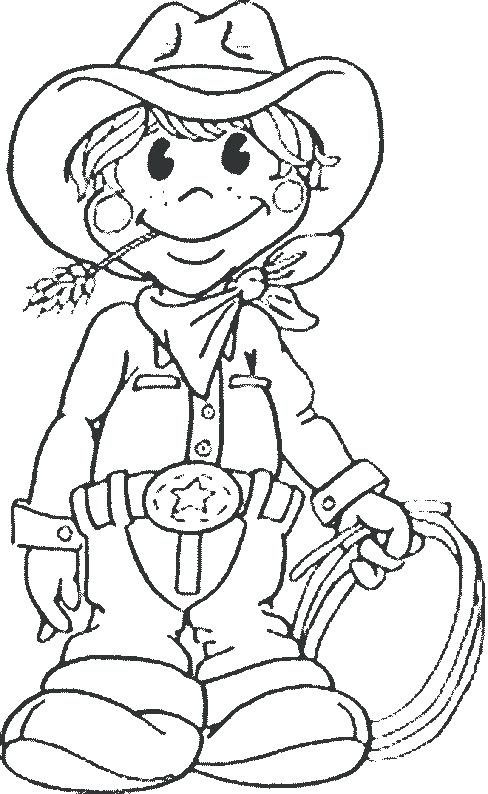 488x794 Rodeo Coloring Pages Western Coloring Pages Free