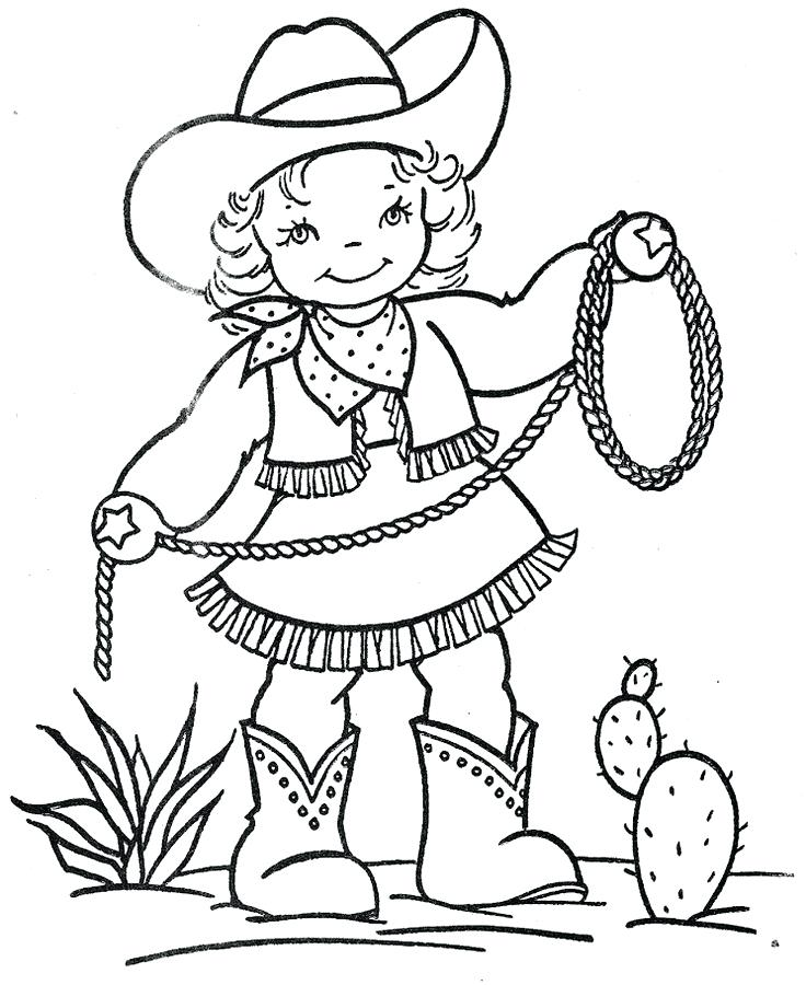 736x900 Rodeo Houston Coloring Pages Printable Coloring Printable Cowgirl