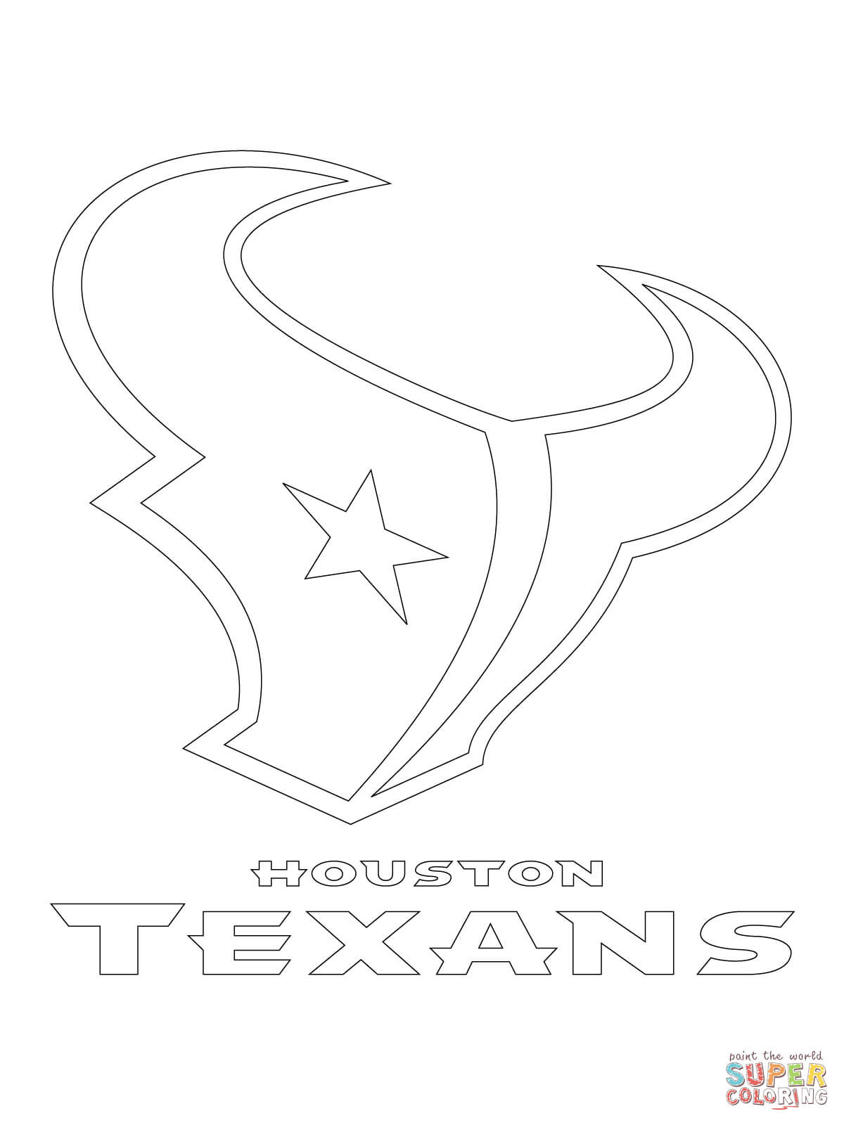 1200x1600 Houston Rockets Logo Coloring Page Pages