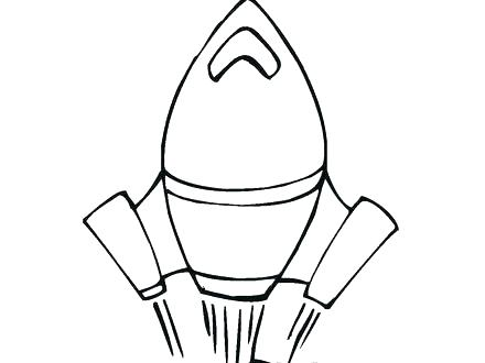 440x330 Rockets Coloring Pages Astronaut Printable Patches Printable