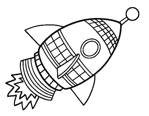 600x470 Rockets Coloring Pages Free Printable Rocket Ship Coloring Pages