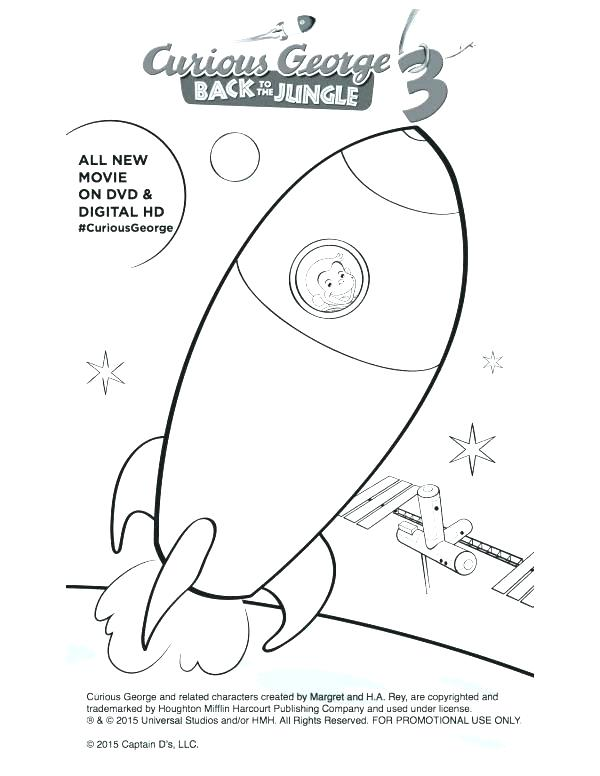 600x776 Rockets Coloring Pages Rocket Coloring Page Rockets Coloring Pages