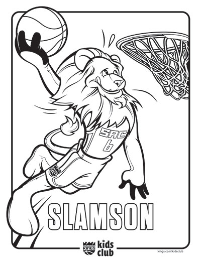 400x518 Kings Introduce New Coloring Pages