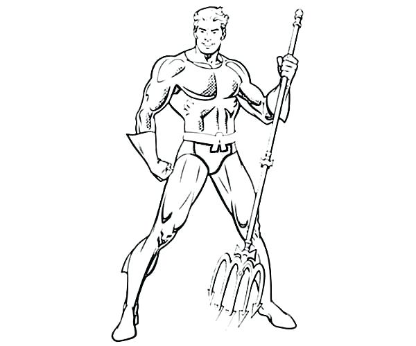 600x500 Aquaman Coloring Pages How To Draw Coloring Pages Lego Aquaman