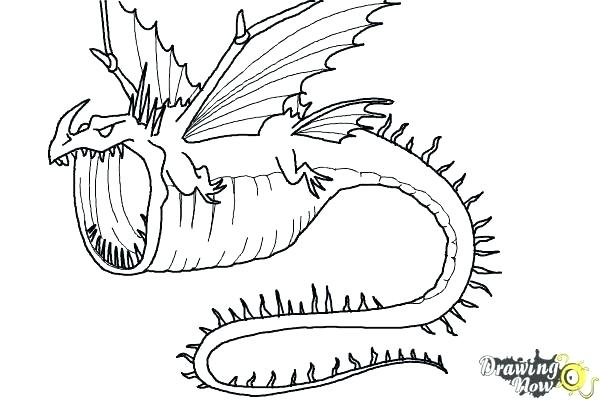 600x400 Coloring Pages Dragon Marvelous How To Train A Dragon Coloring
