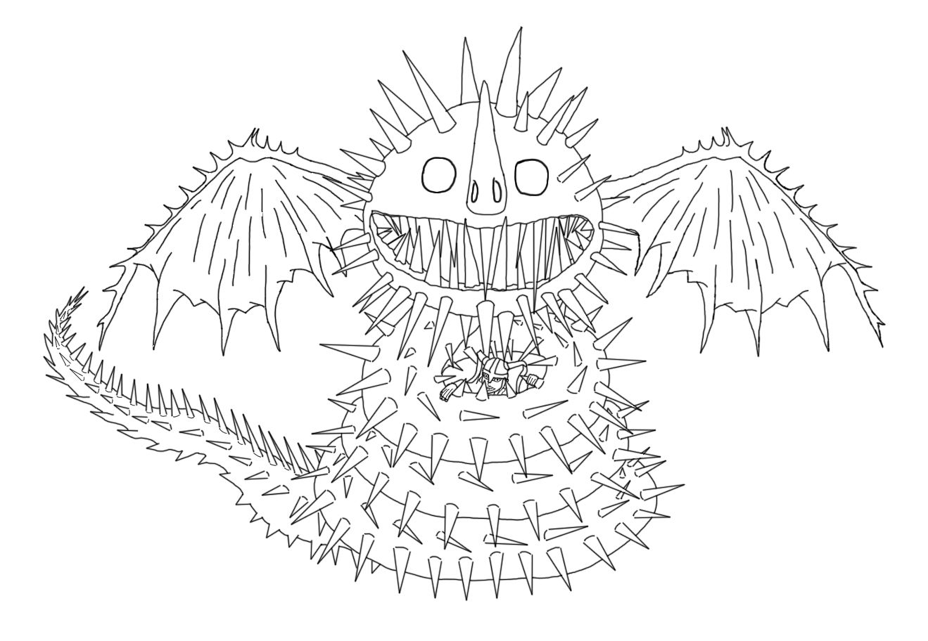 1319x912 How Train Your Dragon To Color How To Train Your Dragon