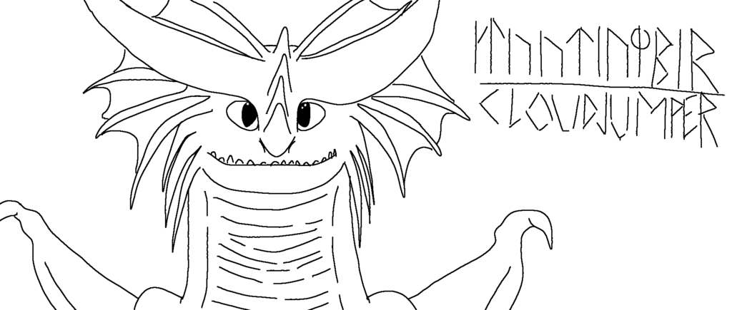 1024x435 How To Train Your Dragon Coloring Pages Cloudjumper