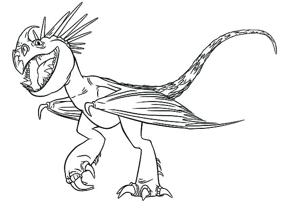 600x420 How To Train Your Dragon Coloring Pages How To Train Your Dragon