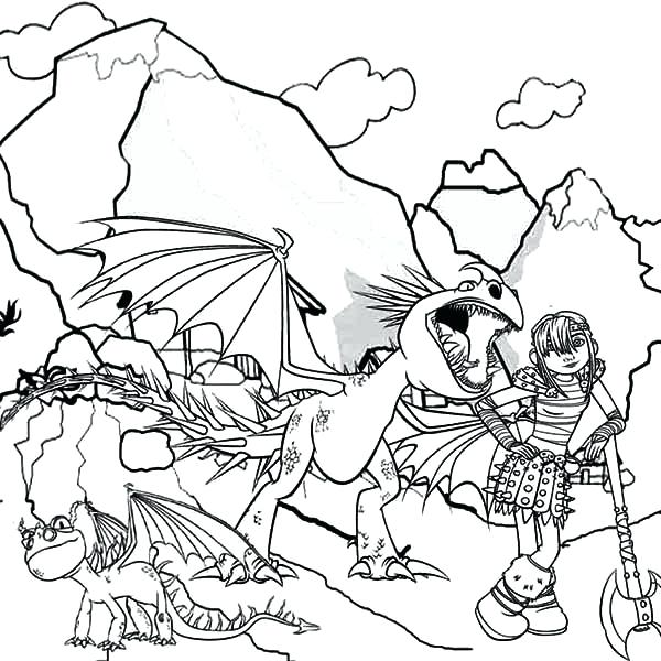 600x600 Toothless Dragon Coloring Pages How To Train Your Dragon Drawing
