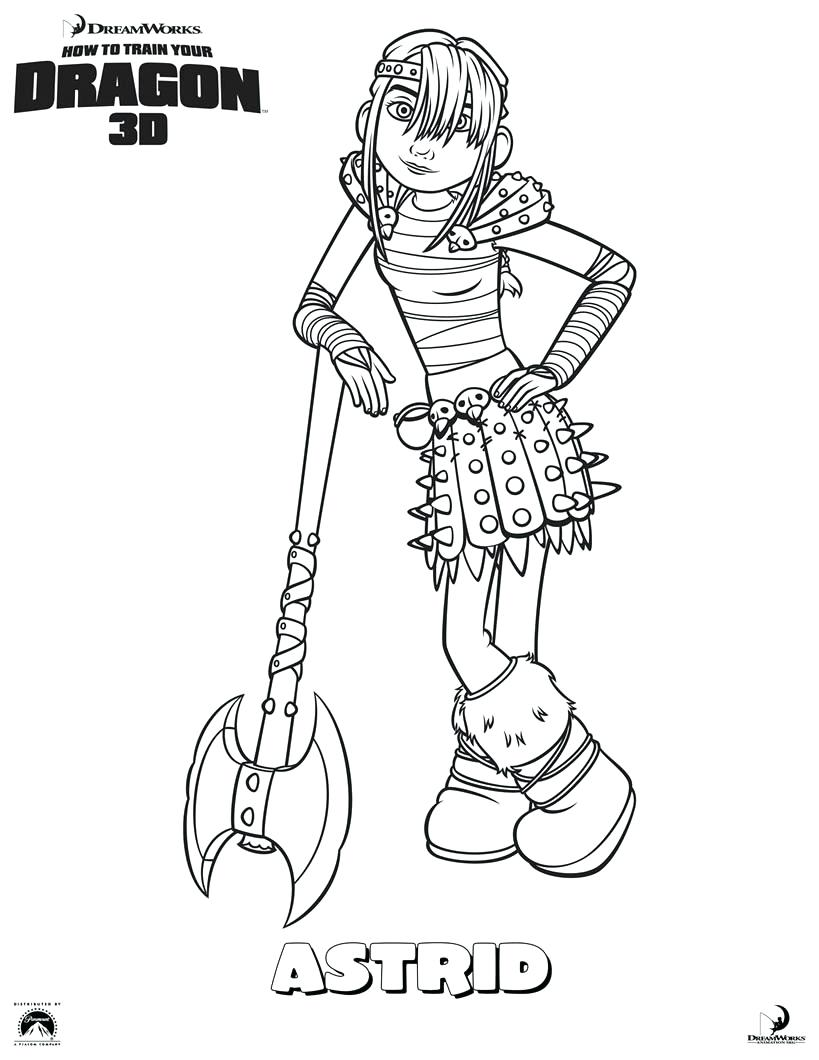 819x1060 Coloring Pages How To Train Your Dragon Coloring Pages Fabulous