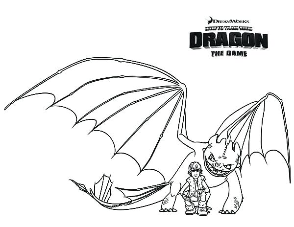 600x464 How To Train Your Dragon Coloring Pages Dragons How To Train