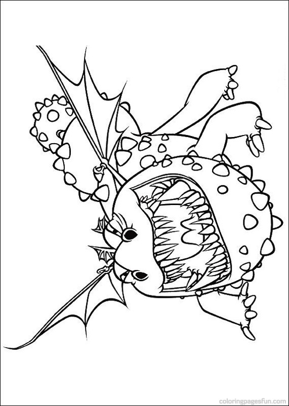 571x800 How To Train Your Dragon Coloring Pages Craft Ideas