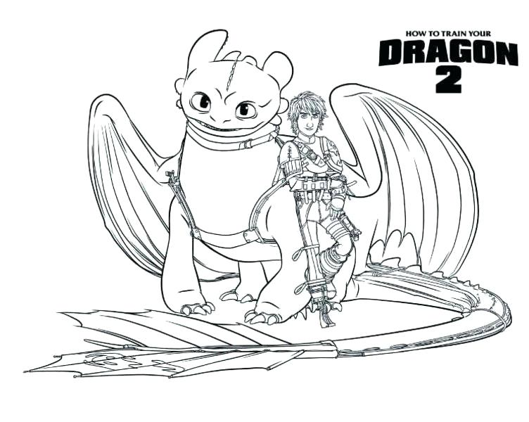 752x600 Dragon Coloring Page Toothless And Hiccup Are In How To Train Your