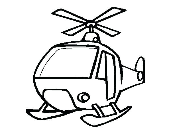 600x470 Helicopter Coloring Page Helicopter Coloring Page Helicopter
