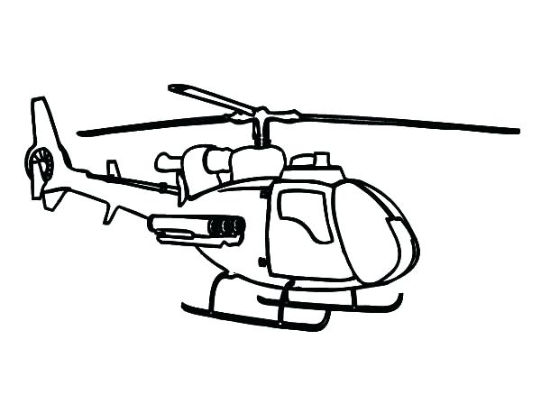 600x448 Helicopter Coloring Page Helicopter Coloring Pages For Kids Fire