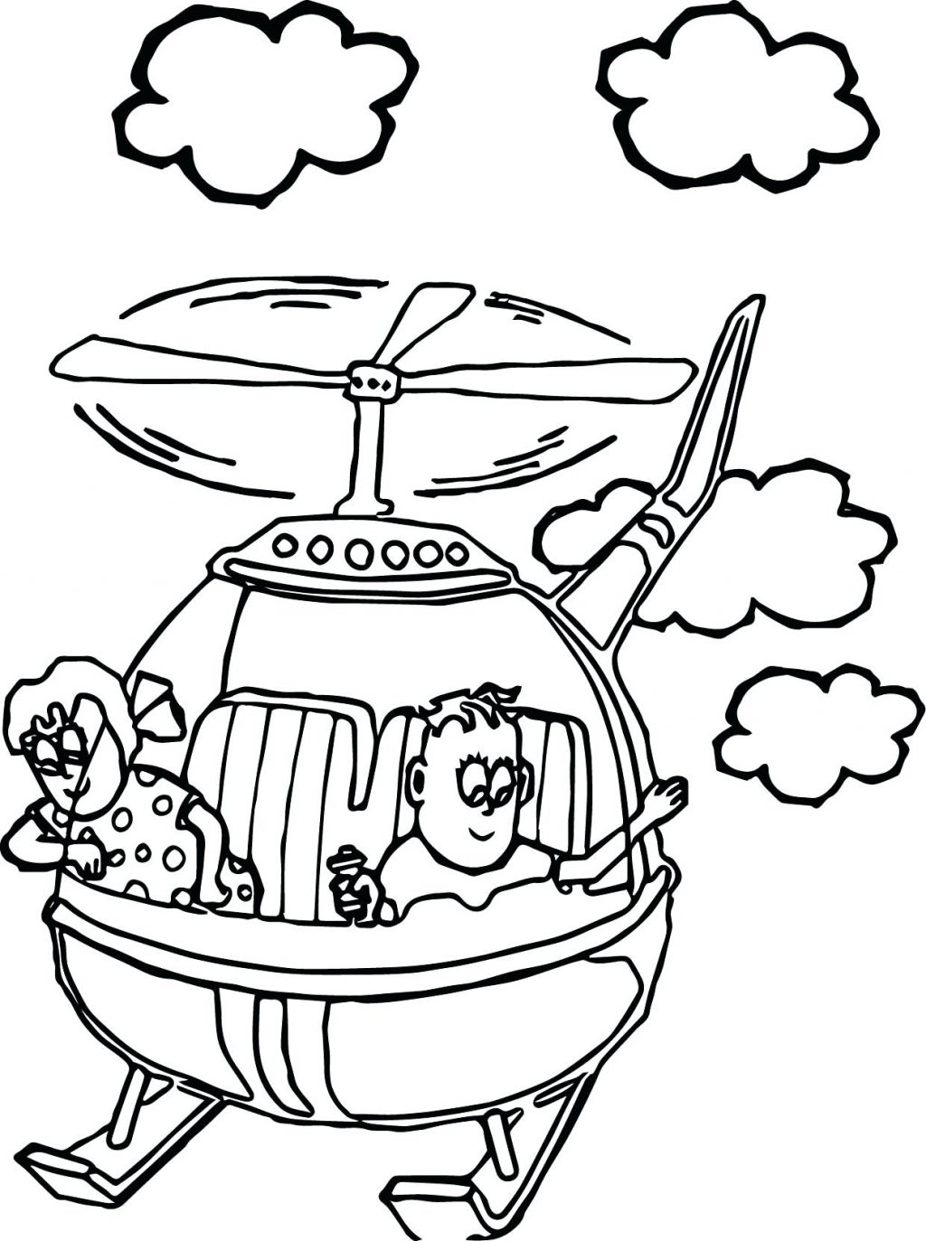 1024x1373 Coloring Pages Helicopter Coloring Pages Kids Fly Page Printable